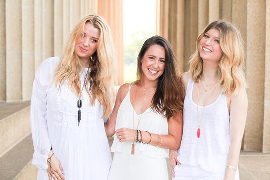 Nashville bloggers love Kendra Scott #mysticbazaar