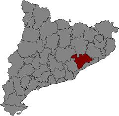 Comarca del Vallès Oriental