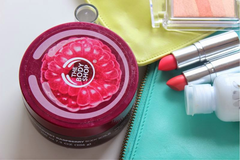 The Body Shop Make Up Haul Summer 2014