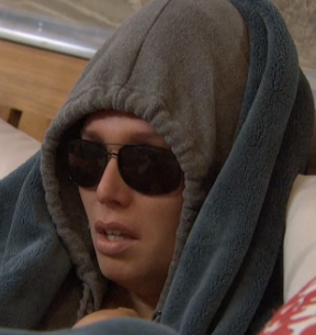 Audrey's Panic Attack on Big Brother 17