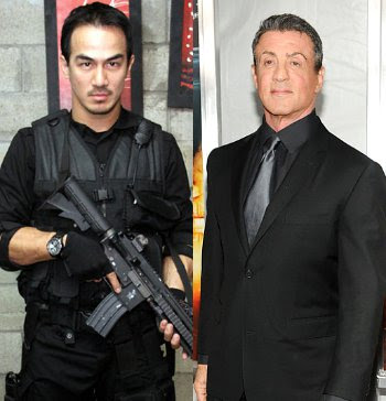 joe taslim bermain dalam film the expendables 3