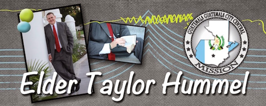 Elder Taylor Hummel