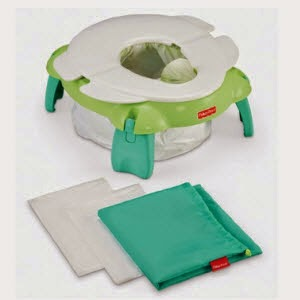 Amazon: Buy Fisher Price 2-in-1 Portable Potty Rs.360