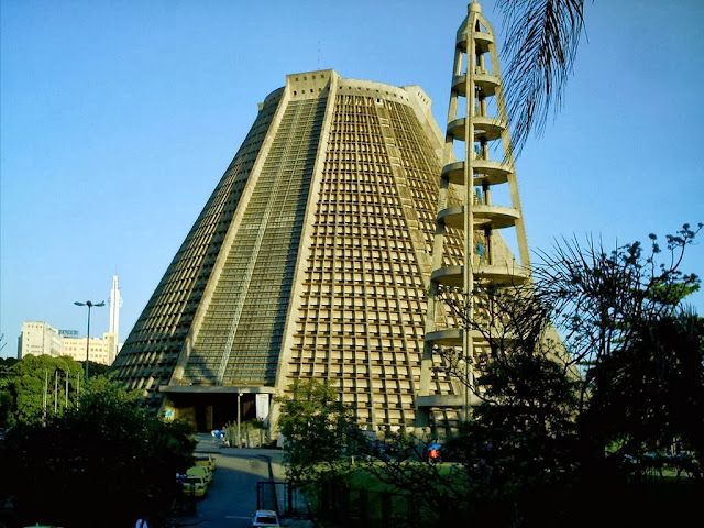 Turismo Rio Catedral Metropolitana