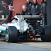 Bite Size Tech: Mercedes W06 new diffuser and Y100 Gurneys
