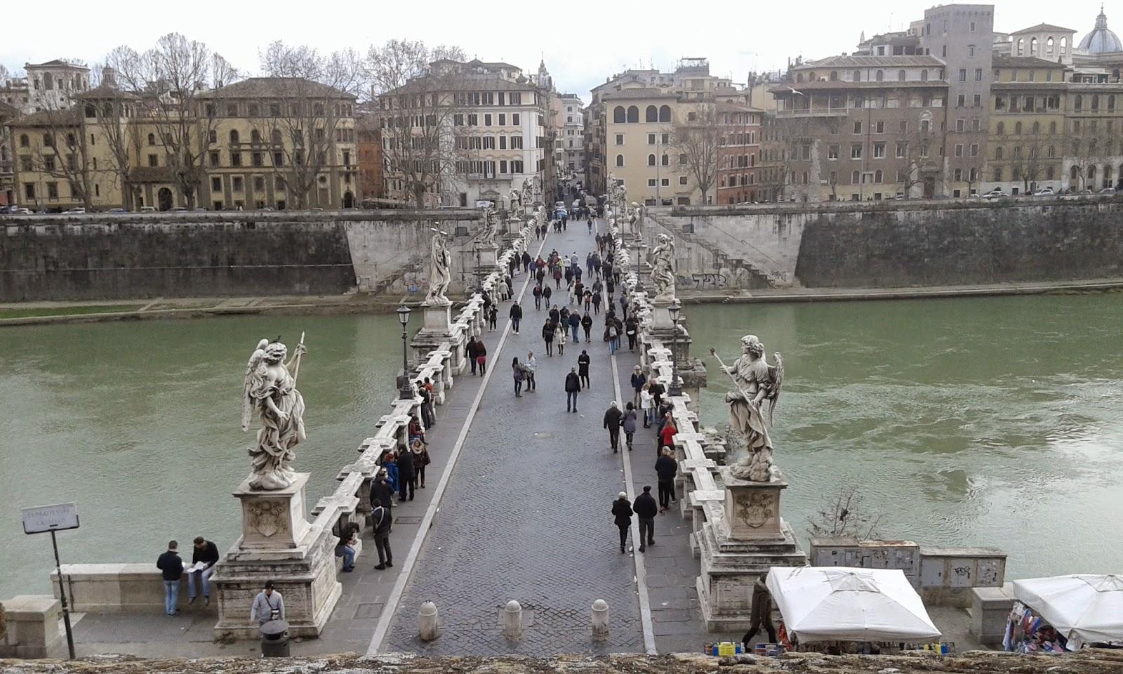 cultura, sant'angelo, castelo, Castel Sant'Algel, roma, itália,