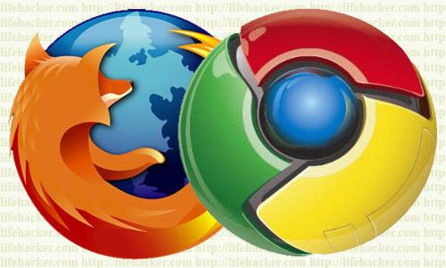 Как импортировать данные из Mozilla Firefox в Chrome