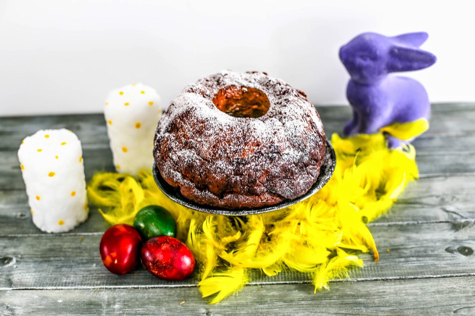 Easter honey babka GF/ Miodowa babka Wielkanocna gluten free, babka, wielkanoc, clean eating, baking