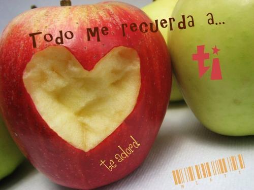 imagenes con frases de amor en corazones