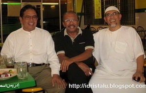 BERSAMA MOHD KAMAL & HAJI HABBAN