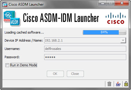 cisco asdm launcher download