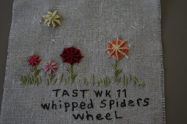 Whipped Spider&#39;s Wheel