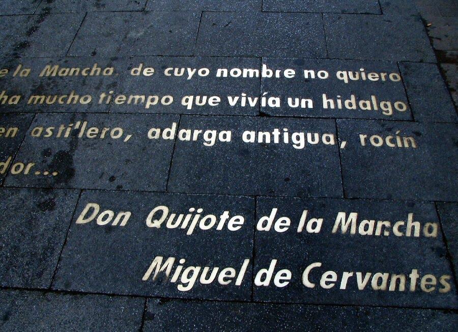 Miguel de Cervantes Saavedra (1547-1616)