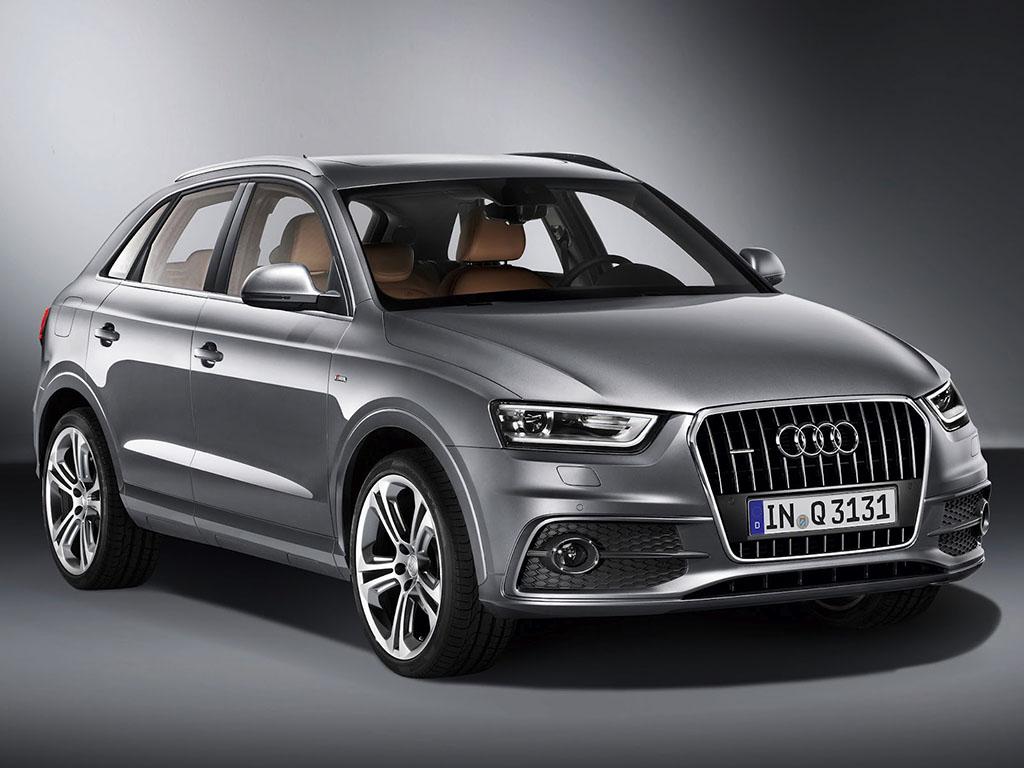 Audi Q3 (Тест-Драйв) Технические характеристики