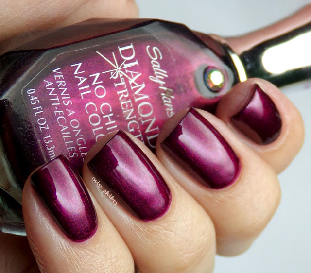 Sally Hansen Save the date