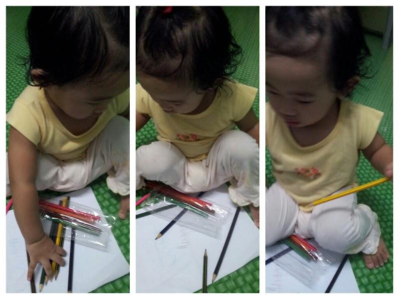 Bila Anak Mula Belajar Nak Menulis