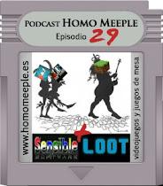 Un nuevo Podcast:  Homo Meeple.