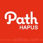 Cara Menghapus Aplikasi Path - Android