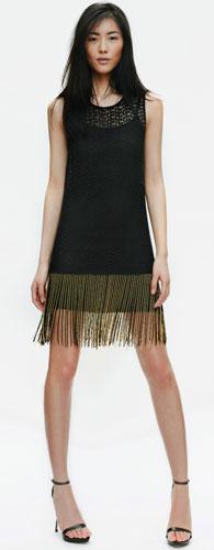 vestidos Zara primavera verano 2012