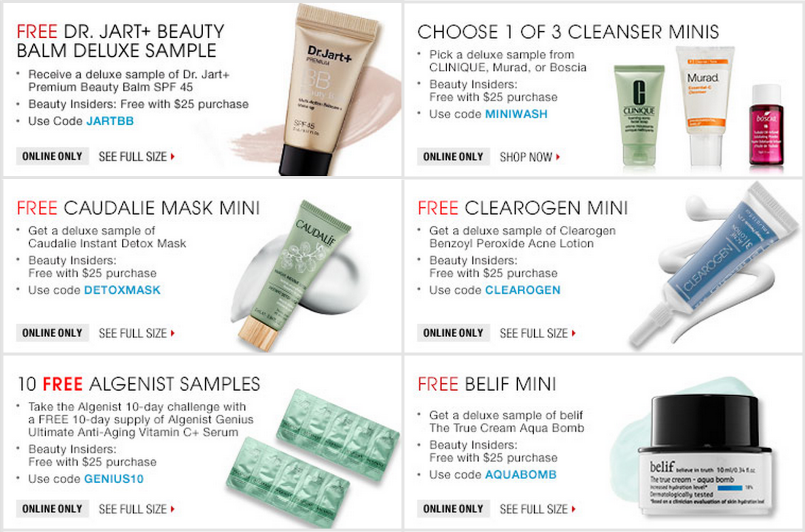 Coupon code for sephora