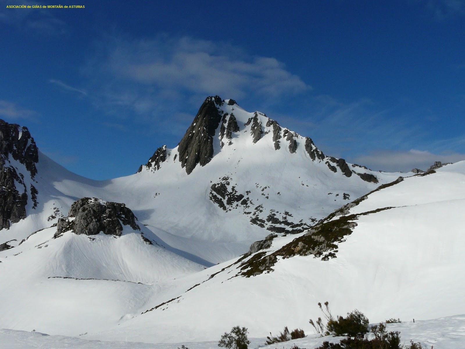 Ascensión guiada al pico Torres
