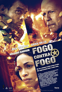 """Poster do filme """"Fogo Contra Fogo"""""""