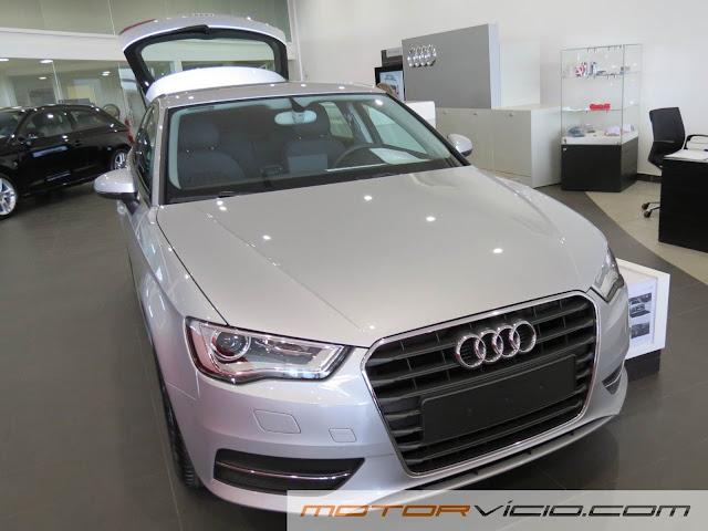Novo Audi A3 2014