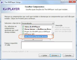 KMPlayer-Instalação 1