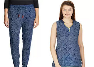 Amazon : Get 60% off on Women's Collection starting at Rs.159 BuyToEarn