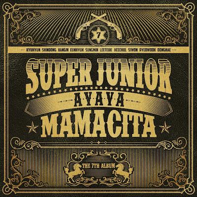 Super Junior Mamacita cover