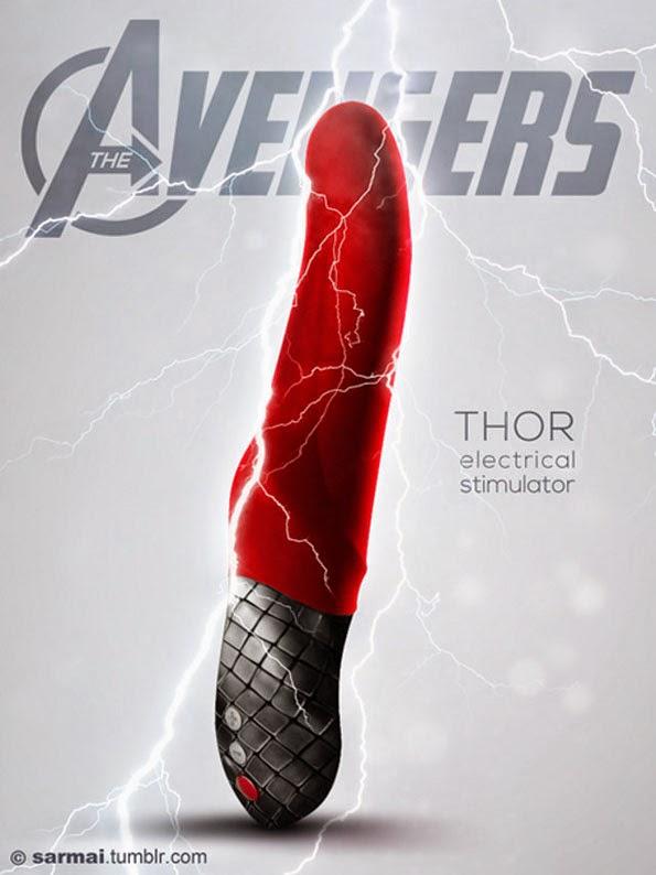 Duong vat gia Thor
