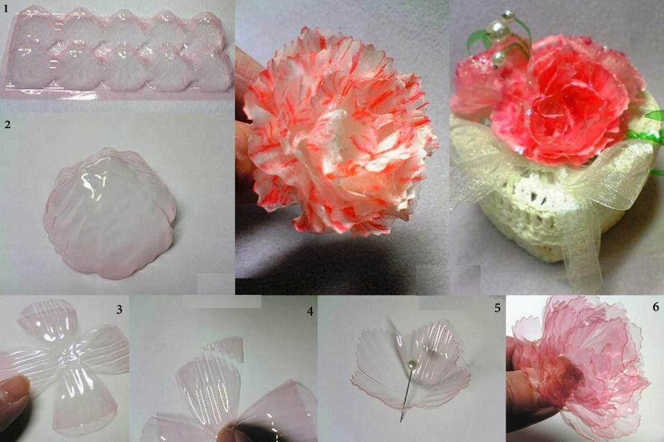 ideas para reciclar botellas o envases de plastico