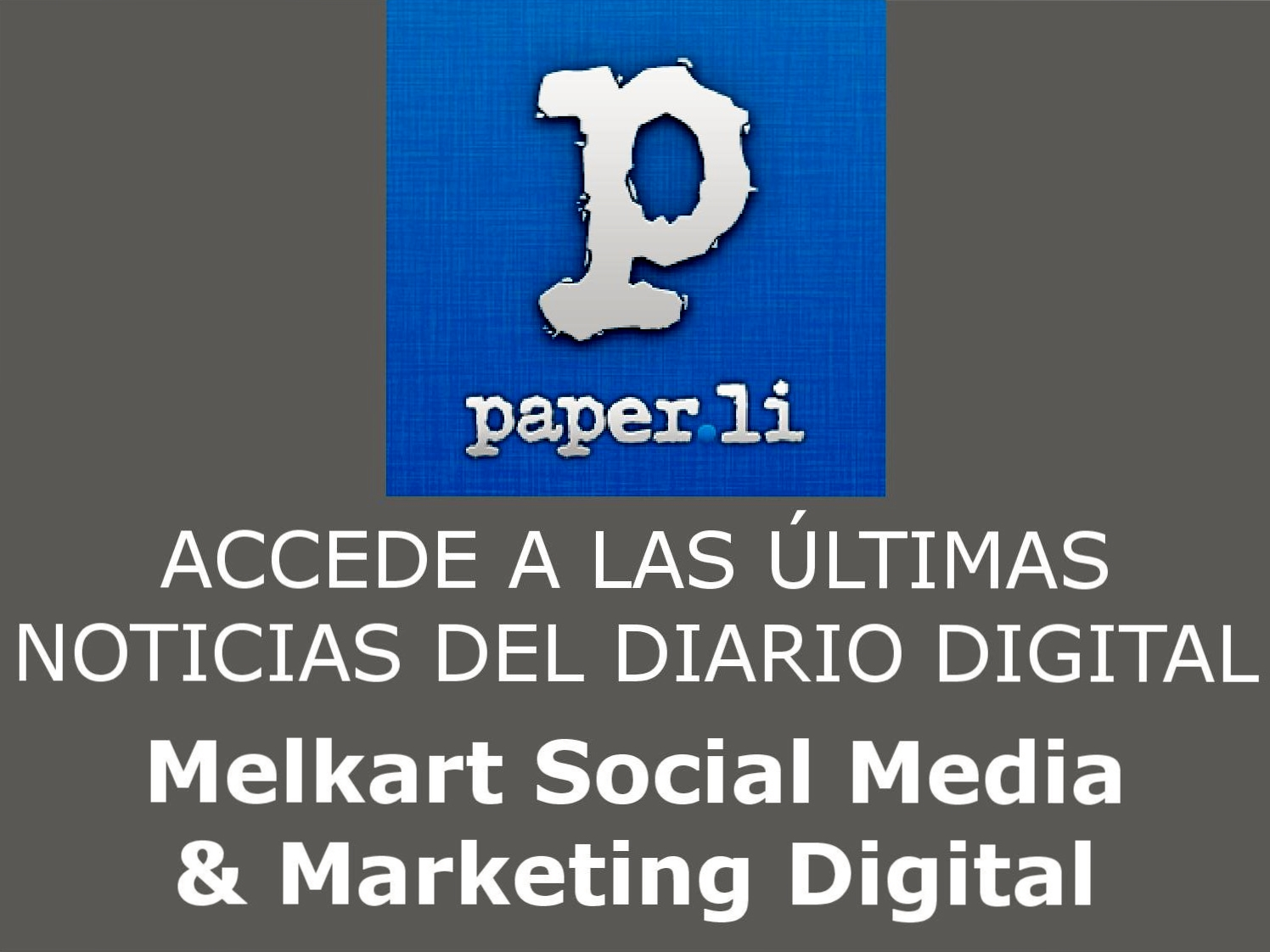 Novedades sobre Social Media Marketing y Redes Sociales