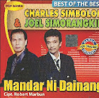 CD Album Pop Batak (Charles dan Robert)