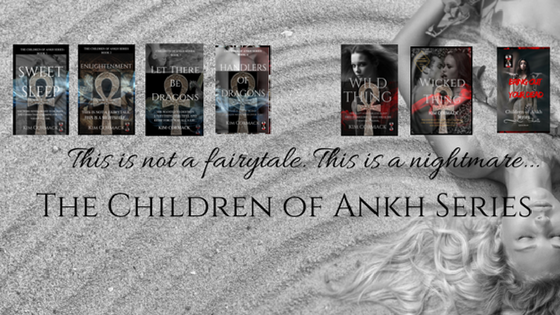 The Children of Ankh Series