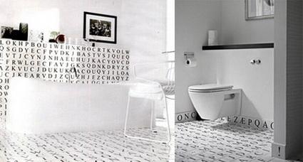 Saadesign arquitetura e decora o lavabo - Azulejos originales ...