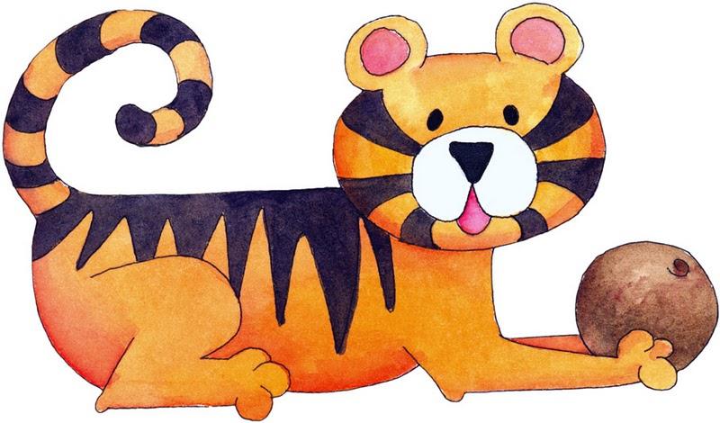 Dibujos de La Selva para Pintar y Colorear