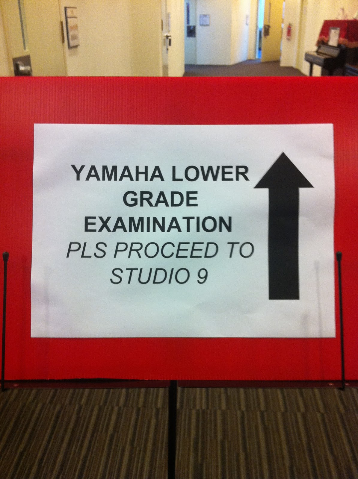 Our Precious Gems: Yamaha Grade 9 Piano exam
