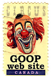 our GOOP MAIL ART WEBSITE