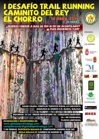 DESAFIO TRAIL CAMINITO DEL REY