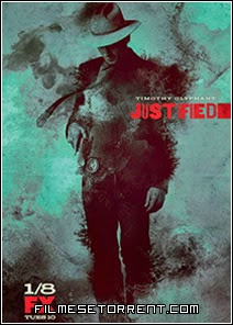 Justified 4 Temporada Torrent HDTV