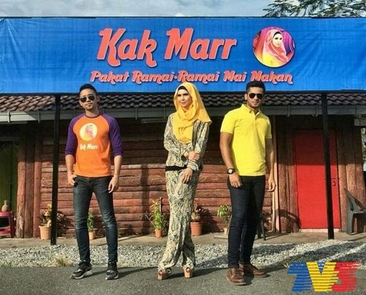 Sinopsis drama Kak Marr TV3, pelakon dan gambar drama Kak Marr TV3, Kak Marr episod akhir – episod 15