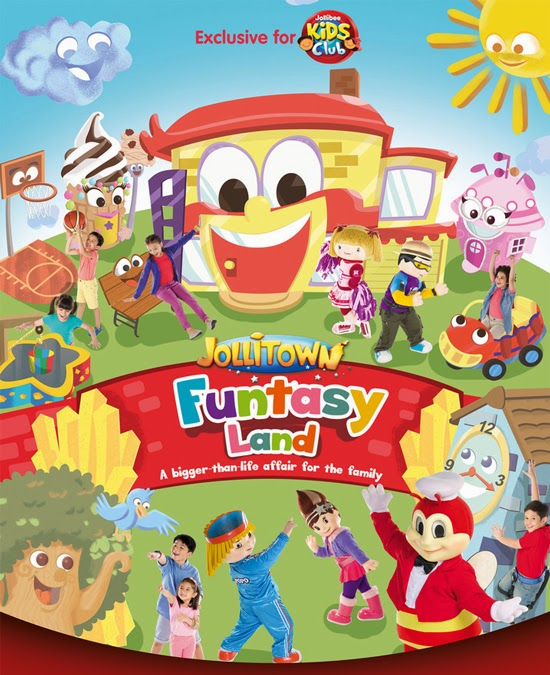 JOLLITOWN FUNTASY LAND IN DAVAO ON MAY 9, 2015