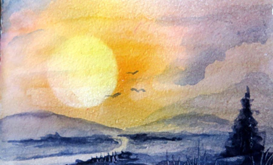 Astrid's Watercolours