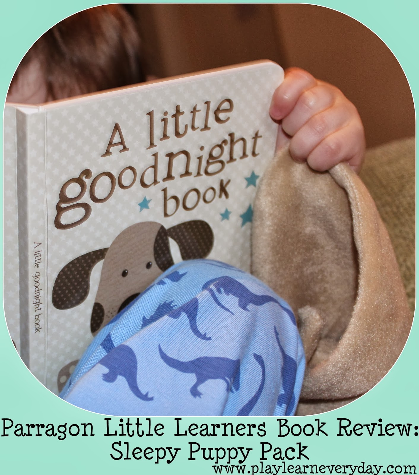 Play & Learn Everyday: Parragon Little Learners Book Review ...