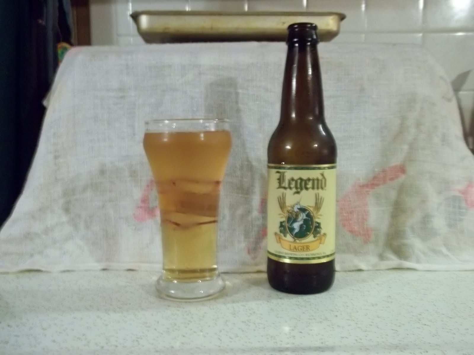 Fanatical Recycling Inc.: Legend Lager, Legend Brewing Company ...
