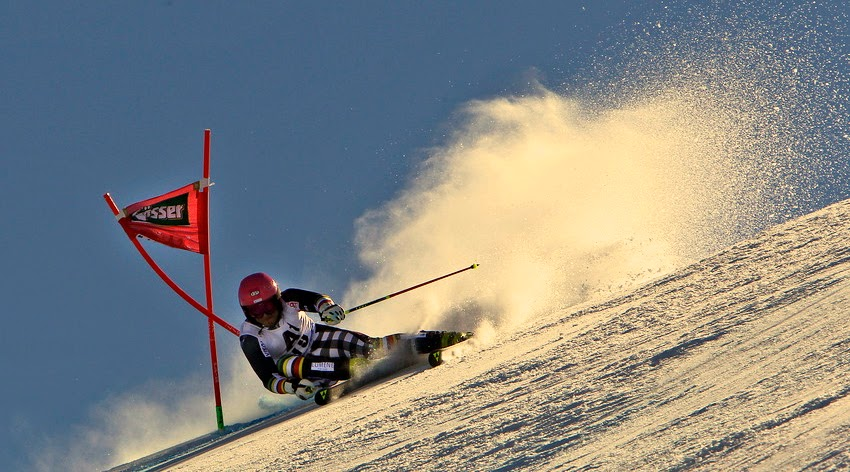 Marcus Sandell - The Alpine Skier