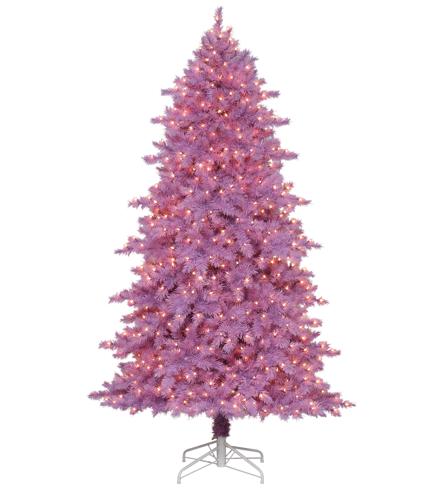 the hot pink christmas tree - Hot Pink Christmas Tree