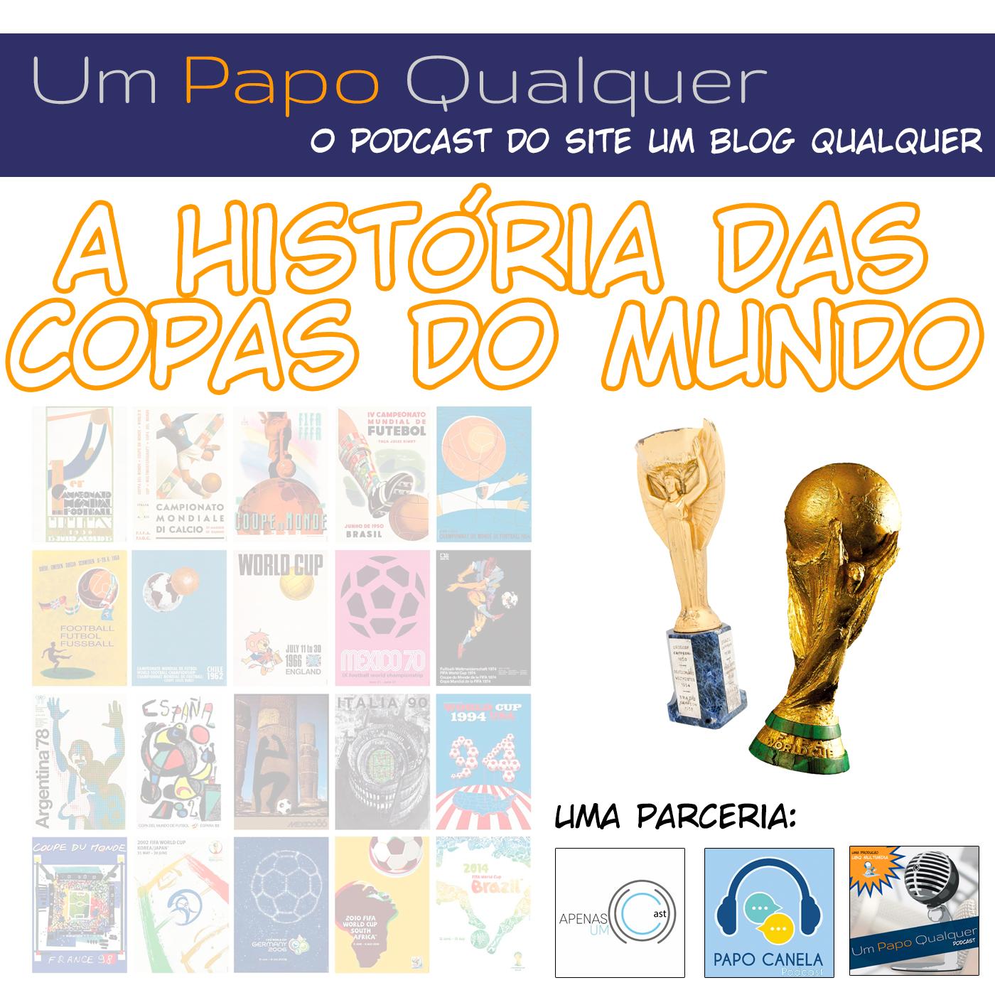 Especial História das Copas