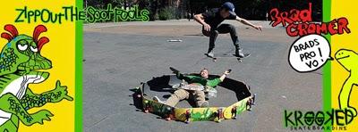 krooked skateboarding ©